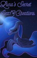 Luna's Secret (A DWU Short Story) by Alex13Creations