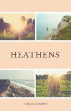heathens by bibliogrxphy