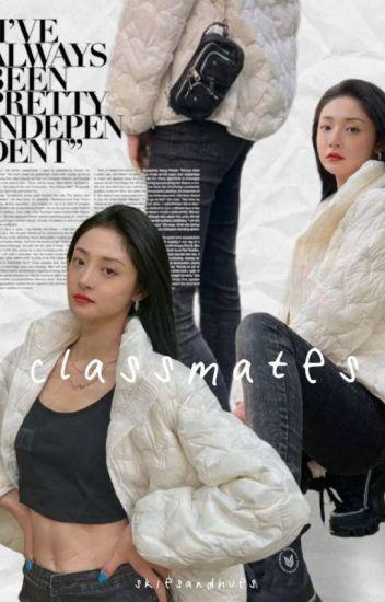 Classmates ; zhou x chanwoo