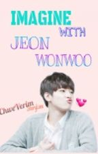 IMAGINE WITH JEON WONWOO by MrsJeon07