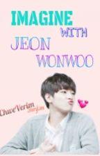 IMAGINE WITH JEON WONWOO by MrsJeon07