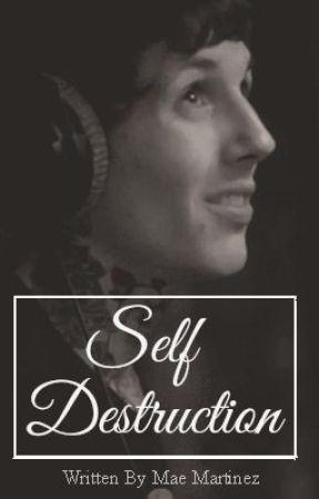 Self Destruction // Oliver Sykes by RecklessMartinez