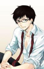 「Ao no Exorcist One-Shot 」San? Kun? Chan?「Yukio Okumura x OC 」 by miraikosu