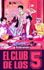 El Club de los 5 - Haikyuu!! (yaoi) #HaikyuuAwards by Ushicornio