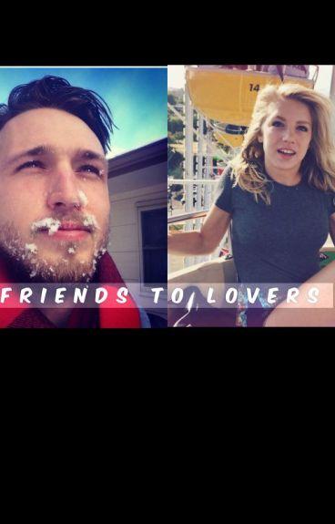 Friends to Lovers (Shourtney)