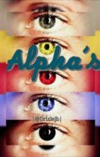 Alpha's |Stiles Stilinski| by DrizleJb