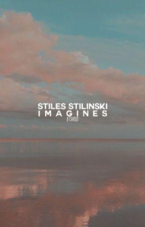 STILES STILINSKI ∙ IMAGINES by -silverargent