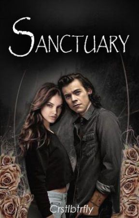 Sanctuary: The Affliction Series Book Two // Harry Styles by crstlbtrfly