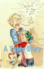 A Teddy Story by The-Awesome_People