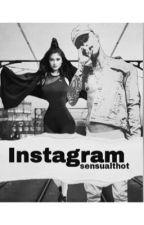 Instagram n.m  by bizzlesluh