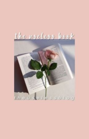 The Useless Book by TheUselessBlog