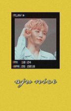aju nice│verkwan by catastropeia