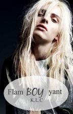Flam-BOY-yant (BoyxBoy) by HooliganImagination