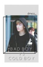 Bad Boy vs Cold Boy by diness_