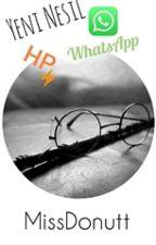 Yeni Nesil HP WhatsApp by MissDonutt