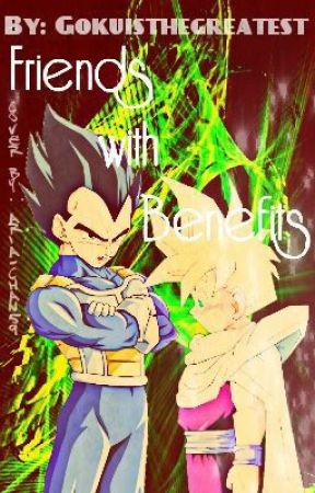 Friends With Benefits Dragonball Z Fanfiction Gohan X Vegeta Mpreg