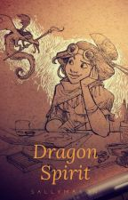 Dragon Spirit (Brian Kesinger Writing Challenge) by SallyMason1