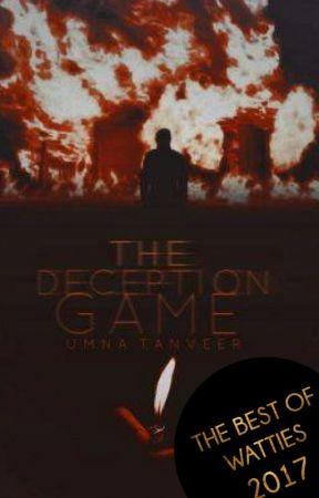 The Deception Game by umnatanveer