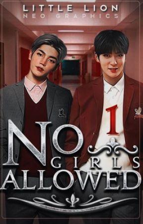 No girls allowed (Jaeyong) by littleLion4321