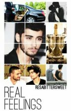 Real Feelings || Ziam by ResaBittersweet