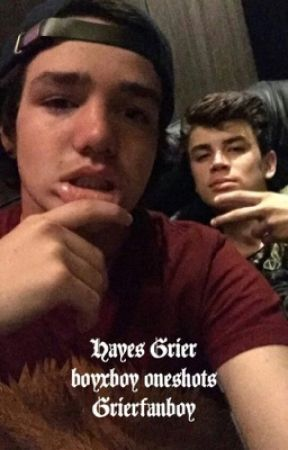 Hayes Grier boyxboy one-shots by magconcuddles