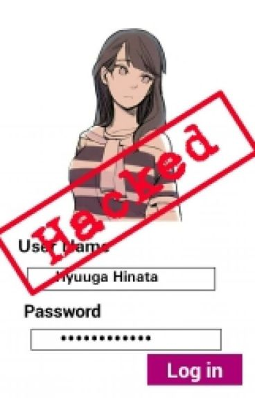 Hacked Love [NaruHina]
