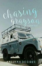 Chasing Grayson  by -rusticseas