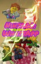 Ninjago: WhatsApp  by zauberelement