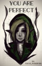 You are perfect!|| Ben Drowned by Giovi_Plisetsky
