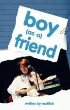 Boy (As A) Friend × IDR by lala-teletubbies