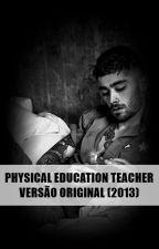 Physical Education Teacher (V.O.) by I_C_Alves