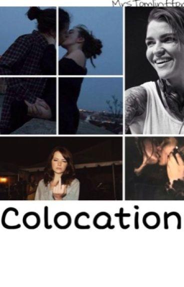 Colocation | lesbien