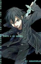 SAO: Changing History (Kirito X OC Insert) by Lily_chan_