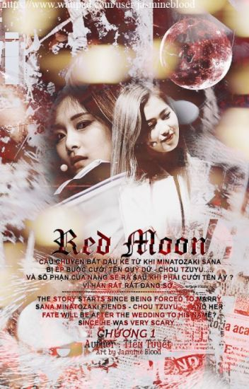 TzuSa / SaYu - [NC-17] Red Moon