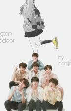 Bangtan next door~ BtsXreader by btsflix