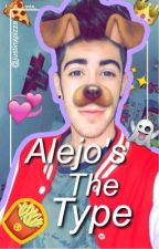 Alejo's the Type; Alejo Igoa by c-coldwater