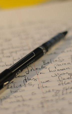 School Essays by love2write14