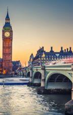 Living in London  by jamie123jam