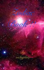 Zodiac book!! by vickypluto