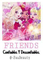 FRIENDS. by -PauBeauty