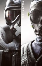 Gas Mask Family by TheFlannelHoodieDude
