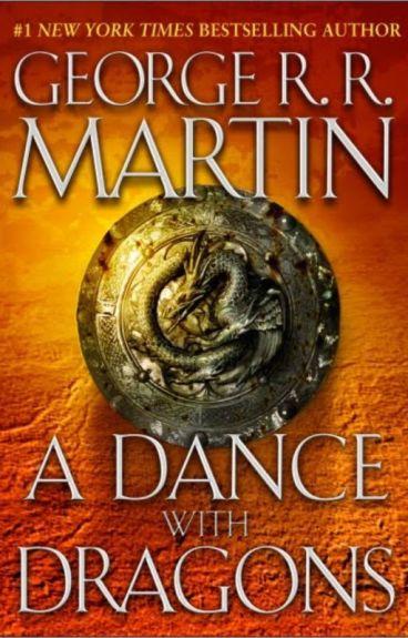 Танец с драконами. Искры над пеплом. Джордж Р. Р. Мартин. Книга пятая