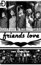 Friend's Love by MareamMoussa