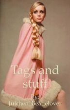 Tags 'n' stuff by Julchen_Beatlelover