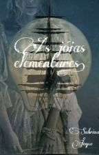Piratas do Caribe: As jóias elementares. by Tess-Grace