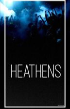 Heathens |-/ Teen Wolf by AintThatDevine