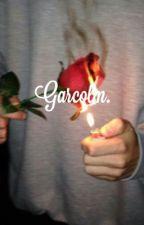 Garcolm ; narry ; a/b/o. by r-rainbows