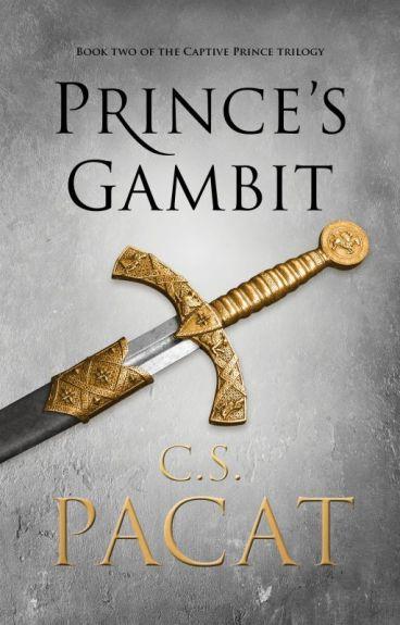 Captive Prince II: Prince's Gambit - C S Pacat