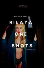 Rilaya One - Shots by styleslusts
