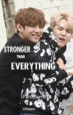 Stronger than everything (BTS V/Suga) by Ethwenn